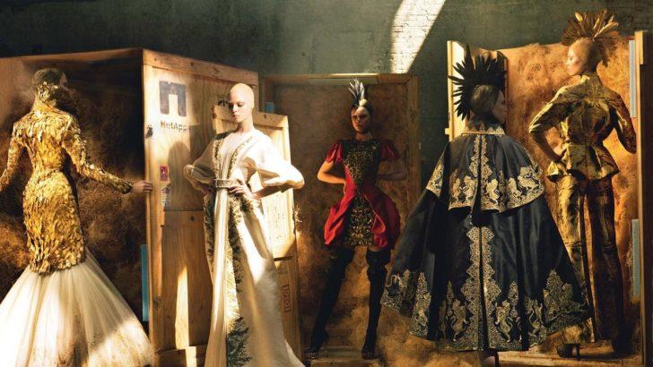 selecting valuable designer dress