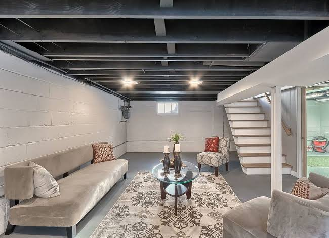 Fun Ways to Utilize an Unfinished Basement