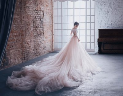 Your dream dress: The ingredients which make up your wedding dress