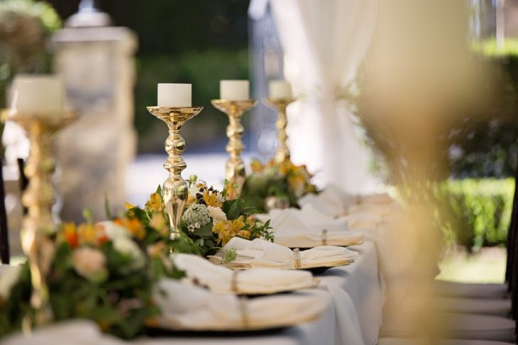 How to Create the Perfect Wedding Reception Layout