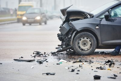 what causes most car accidents