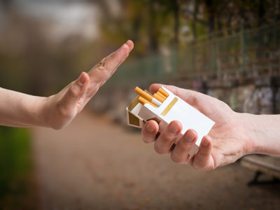 You've got this – 6 things to consider when you decide to quit smoking