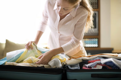 Things that people forget to pack on a vacation