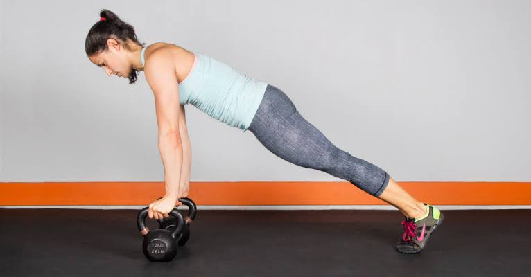 4 Easy Ways to Incorporate Kettlebells into your Workouts