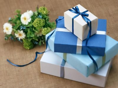 CONSIDER BEFORE CHOOSING A WEDDING PRESENT