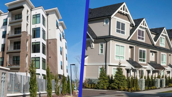 What Experts Say About Townhouse vs. Condo Living
