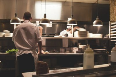 Cross-Contamination in a Commercial Kitchen