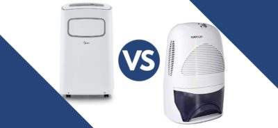 Dehumidifier vs Humidifier - So What's the Difference?