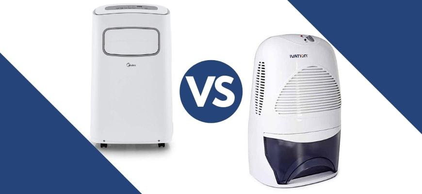 Dehumidifier vs Humidifier