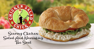 Learning business tricks with Chicken Salad Chick