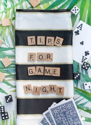 Six fun ideas to spice up your next game night