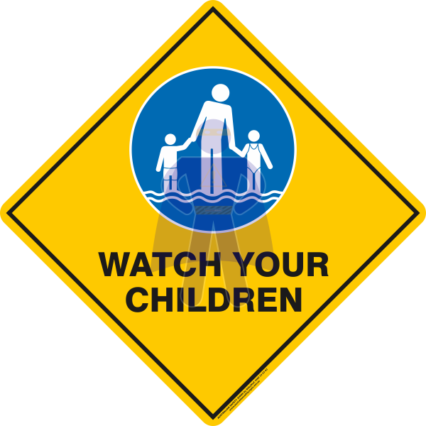 Safety signs your kids should know