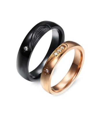 2019/2020 Jewelry Trends for Women's Tungsten Wedding Bands