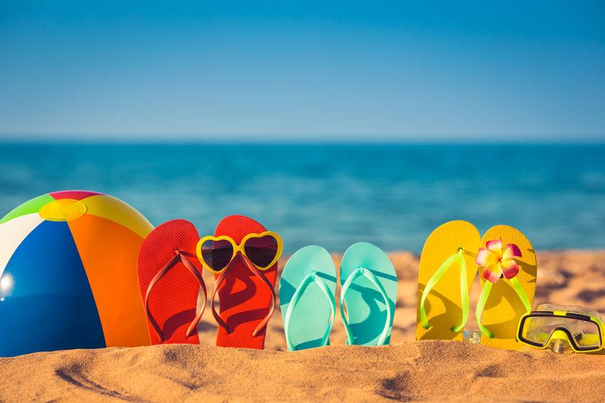 beach vacation checklist