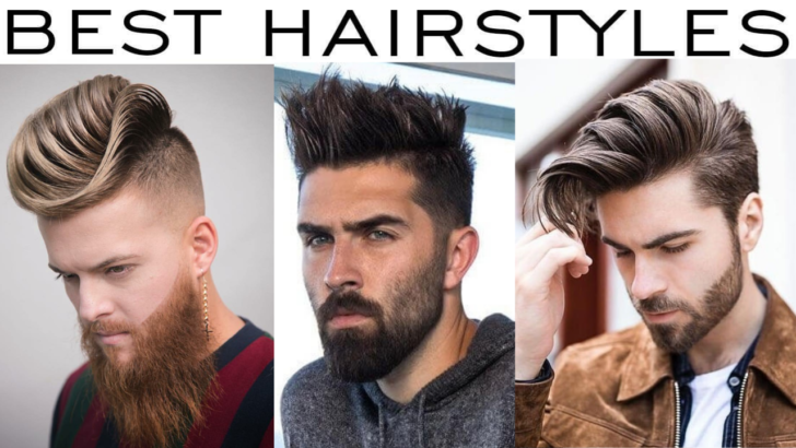 Top 3 Haircut Trends for Men in 2020