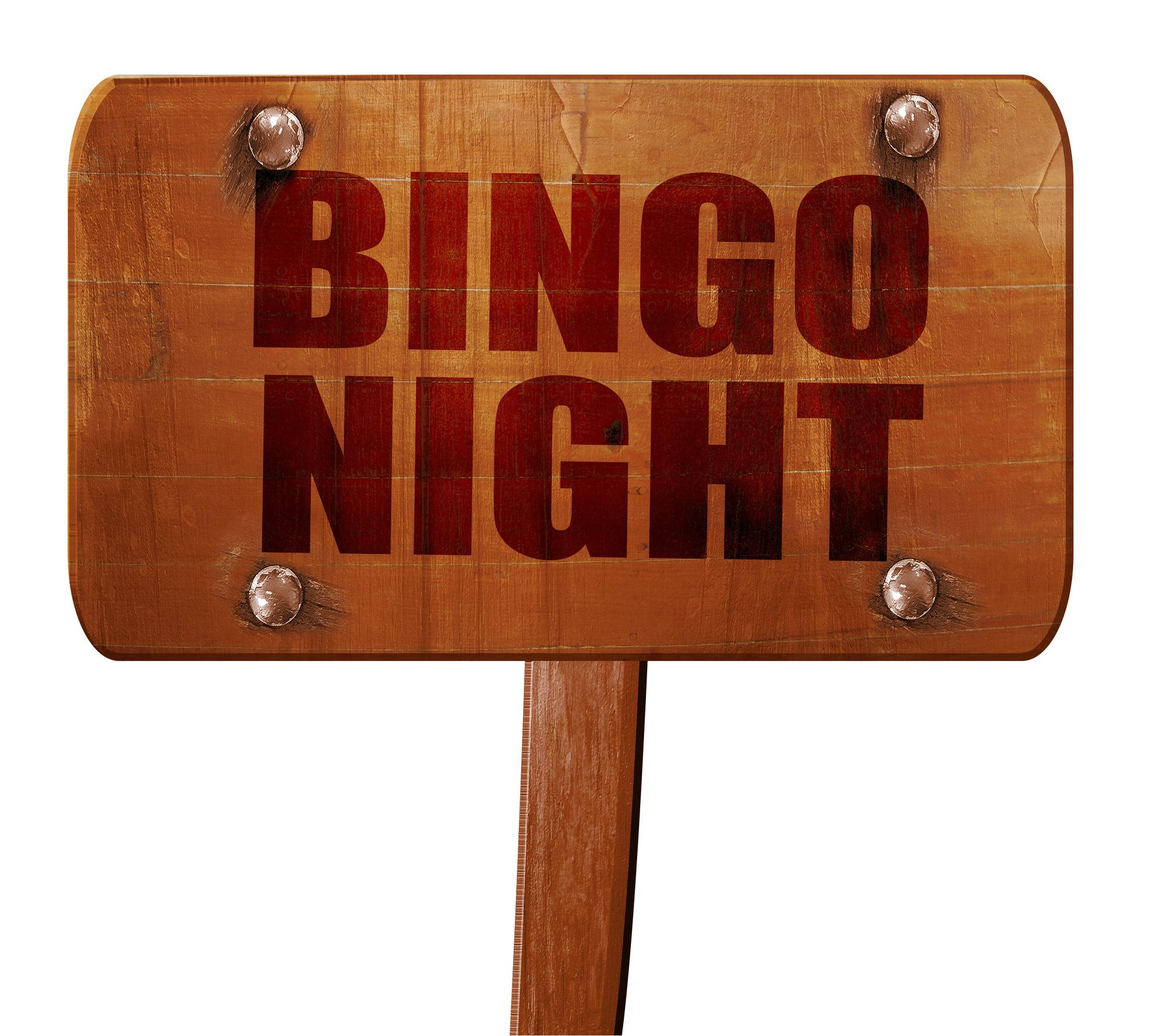 bingo fundraiser