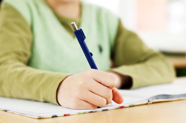 children's writing skills