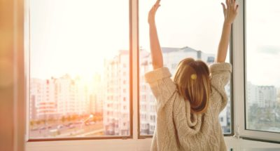 How to energise yourself in the mornings