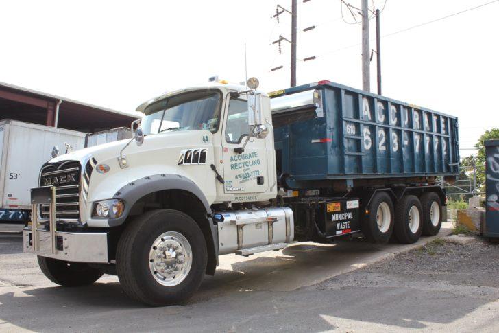 Rent A Dumpster In Bucks County