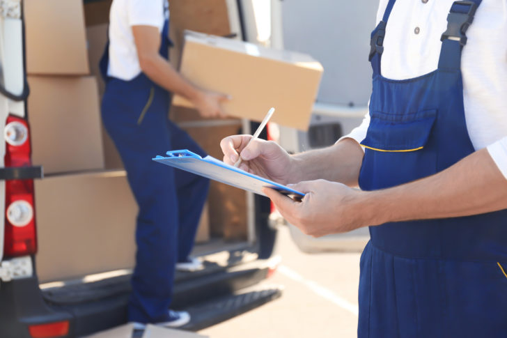 how much do moving companies charge