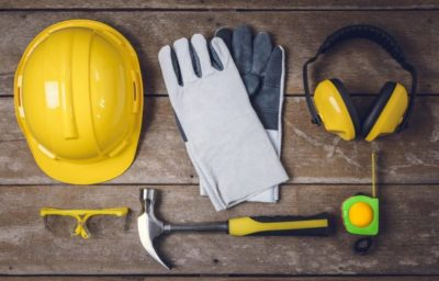 Protective Equipment for New DIYers