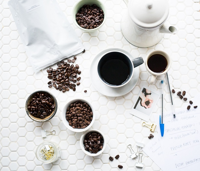 online coffee beans business