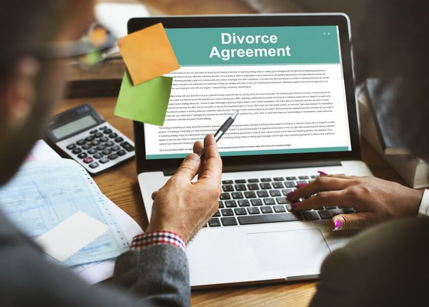 online divorce services