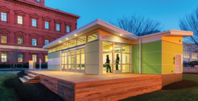 Welcome to Modular Classrooms: The Sustainable Alternative