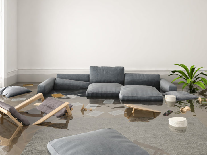 water damage cleanup tips