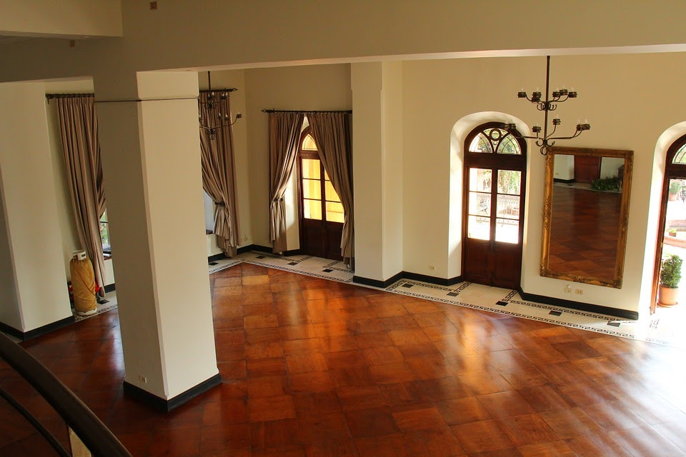 colonial interior design