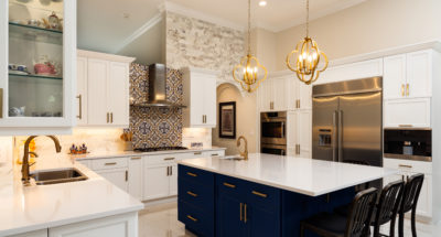 Kitchen Design: How To Improve Your Kitchen's Functionality And Look