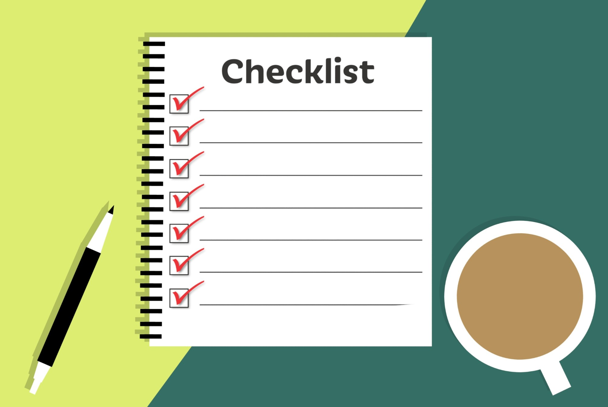 apartment inspection checklist