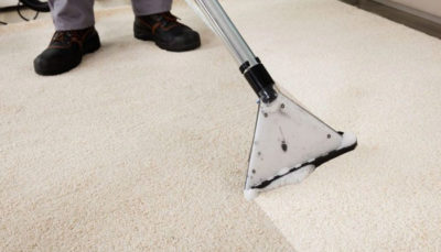 how to make carpet look new