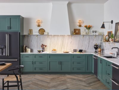 Are Matte Kitchens The Latest Trend