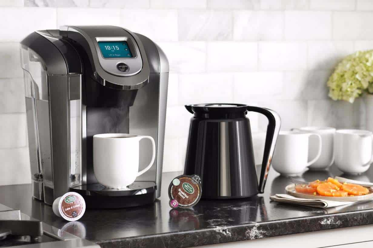 keurig coffee maker machine