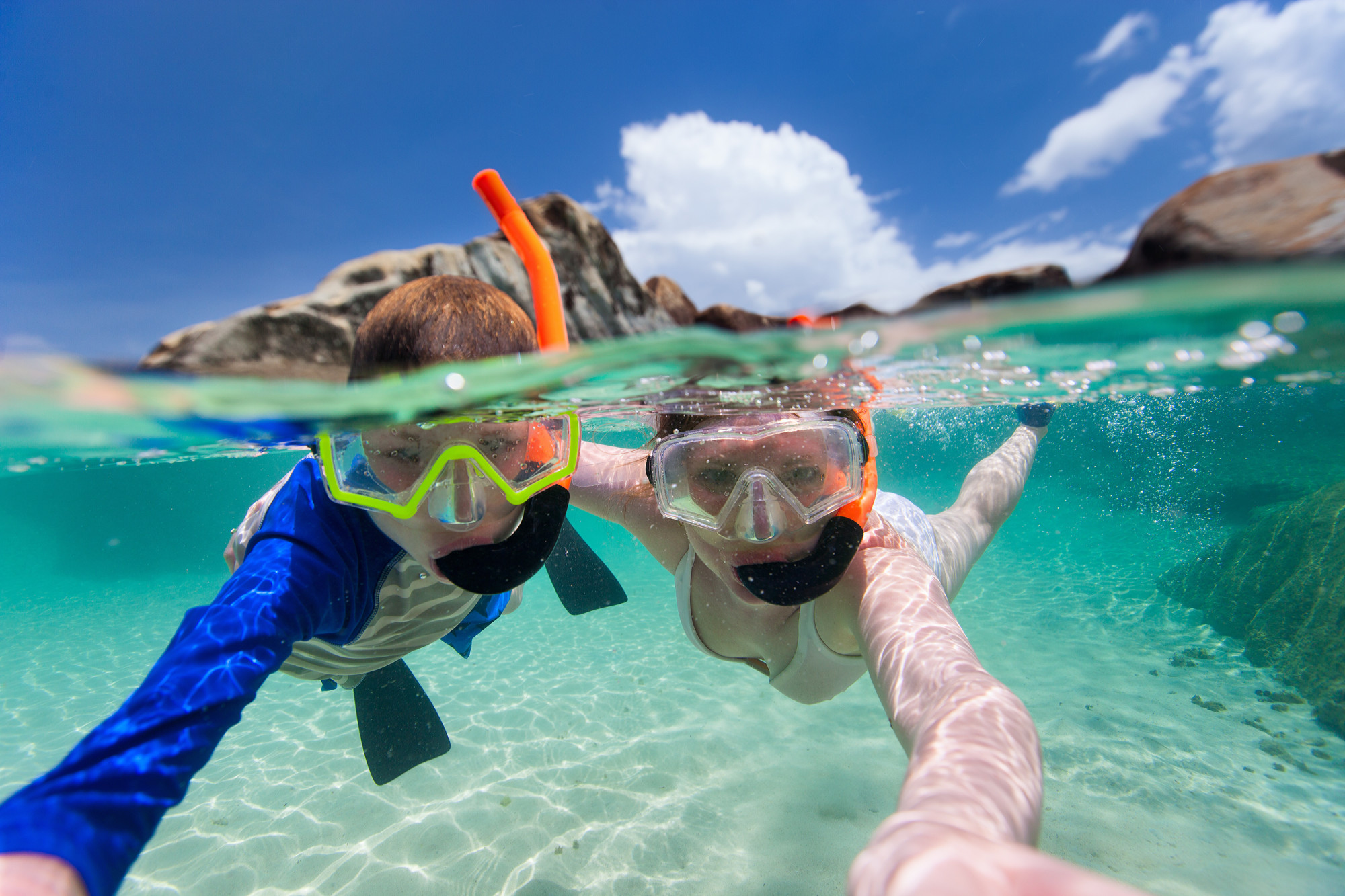 Reasons to Go Snorkelling
