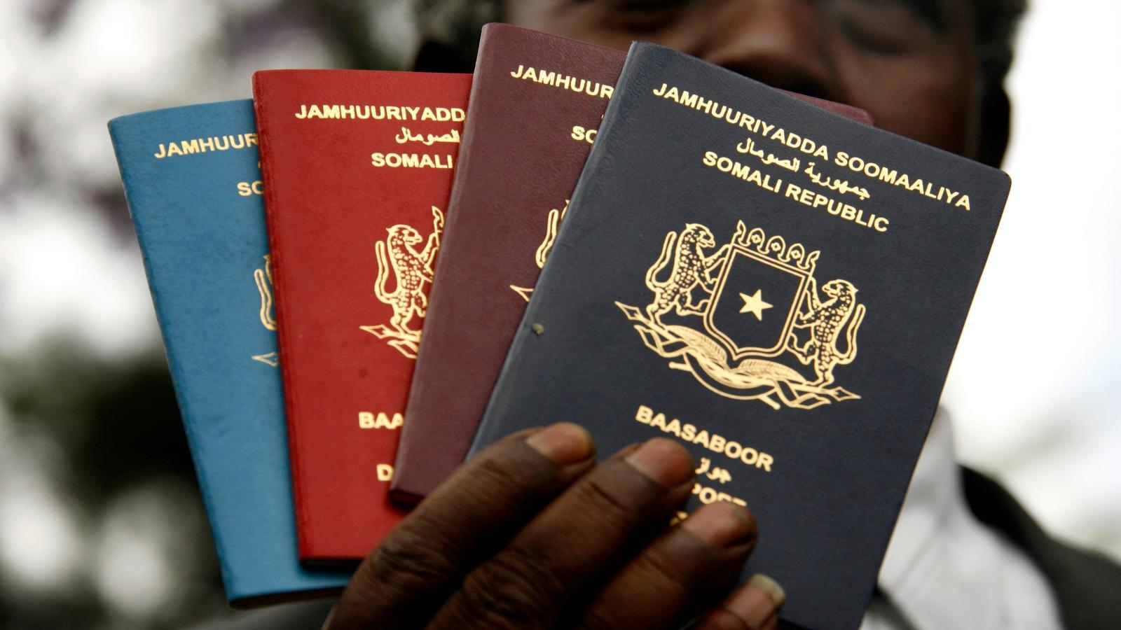 Top Ranking Passports Of 2020
