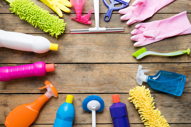 Head Start On Your Home's Annual Spring Cleaning