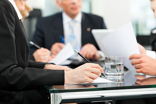Business Lawyer and Corporate Lawyer