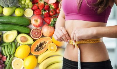 Diet To Reduce Belly Fat