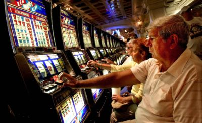 Top Reasons Why You Should Ditch Slot Machines over Online Casinos