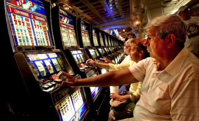 Ditch Slot Machines over Online Casinos