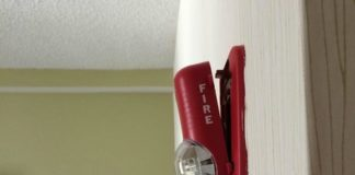 FIRE ALARM TESTING ON LANDLORD