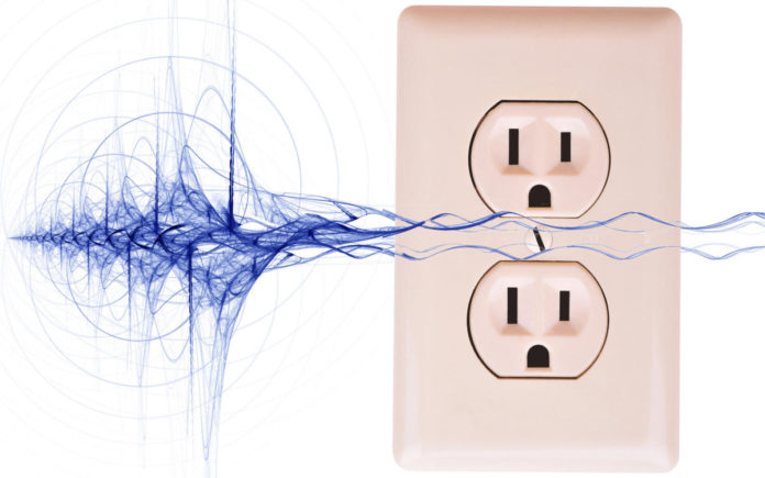 Electrical Outlets Buzzing