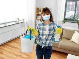 Disinfect Home During Coronavirus Scare