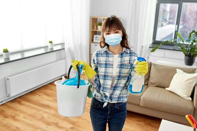 Disinfect Home During Coronavirus Scare