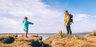 Trekking to Kids