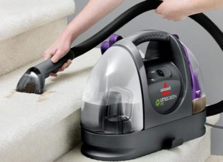Portable Handheld Carpet Cleaners