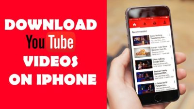 download YouTube videos on iPhone and iPad