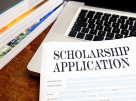 Applying for A Scholarship